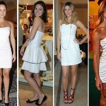 Vestido branco: dicas para usar, fotos