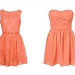 O vestido com a cintura marcada é uma das tendências desse verão (Foto: Divulgação)