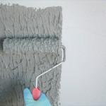 Decore sua parede com rolos texturizados. (Foto: divulgação)