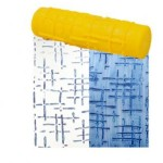 Várias cores podem ser usadas na texturização das paredes. (Foto: divulgação)
