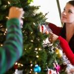 Algumas frutas também podem enfeitar as árvores de Natal. (Foto: divulgação)