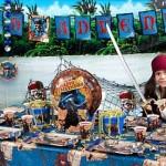 """A decoração """"Piratas do Caribe"""" é perfeita para o menino que gosta de aventura. (Foto:Divulgação)"""