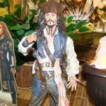 Jack Sparrow em destaque.  (Foto:Divulgação)