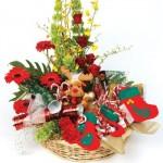 Inclua alguns mimos capazes de mostrar que a cesta foi montada pensando em alguém. (Foto:Divulgação)