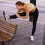 Alongamento antes de praticar exercícios: benefícios