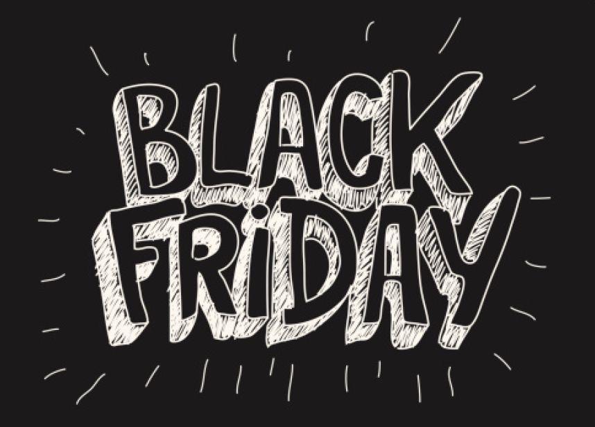 Descontos de até 90 % na Black Friday (Foto: Divulgação)