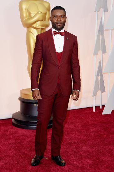 Terno vermelho para homens de estilo (Foto: Divulgação: MdeMulher)
