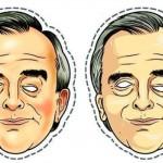 Máscara de Nestor. (Foto: Divulgação)