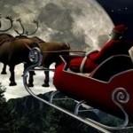 Trenó do Papai Noel (Foto: Divulgação)