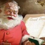 Papai Noel da Coca-Cola (Foto: Divulgação)