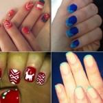 Quatro maneiras de decorar as unhas para o Natal (Foto: Divulgação)
