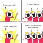 Hashtag (Foto: Divulgação)