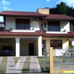 Casas com dois andares podem ser a alternativa para os seus problemas (Foto: Divulgação)