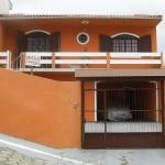 Modelo de casa de dois andares (Foto: Divulgação)