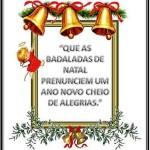 Desejando um Feliz Ano Novo também (Foto: Divulgação)