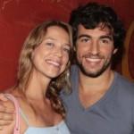 Luana Piovani e Felipe Simão também formaram um belo casal ioiô (Foto: Divulgação)