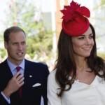 O casal real Príncipe William e Kate Middleton também faz parte da lista, pois chegaram a terminar o relacionamento durante cinco meses, em 2007 (Foto: Divulgação)