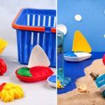 O tema praia remete ao verão e a diversão. (Foto:Divulgação)