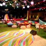 Decoração de festa com tema praia para adultos.  (Foto:Divulgação)
