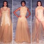 Os vestidos de festa prometem fazer muito sucesso no inverno 2013.  (Foto: divulgação)