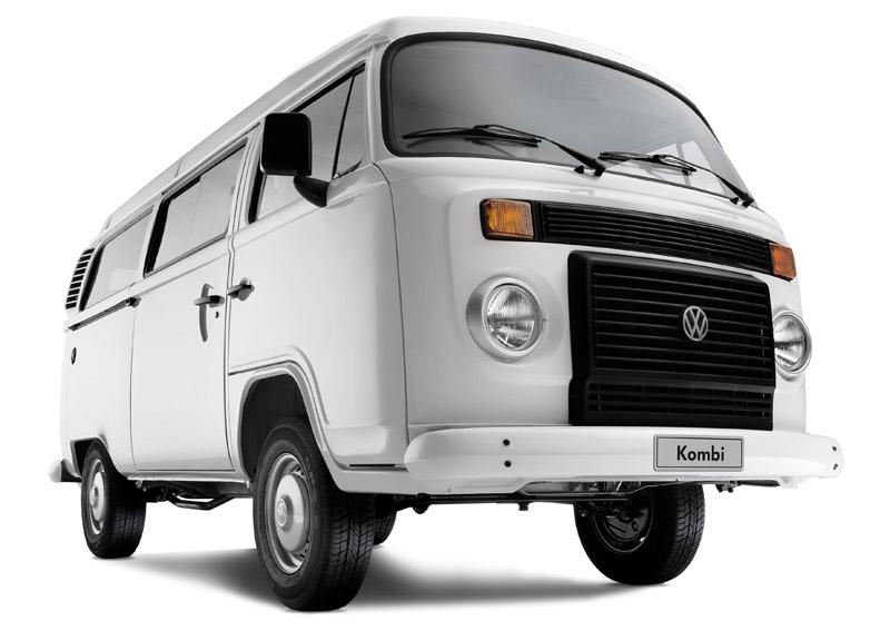 Após 50 anos a Kombi deixará de ser produzida em 2013 (Imagem: divulgação)