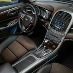 A parte interna do carro é muito confortável (Foto: Divulgação)