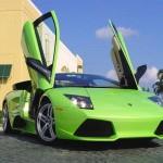 Lamborghini Murciélago (Foto: Divulgação)