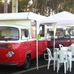 A Kombi é um dos carros preferidos para lanchonetes ambulantes. (Foto: divulgação)