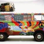 Kombi Hippie.  (Foto: divulgação)