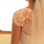 Renda e transparência são tendências quando se trata de vestido de noiva.  (Foto:Divulgação)
