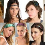 Acessórios discretos para cabelo: fotos