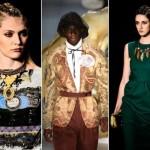 Tendências da moda em acessórios para o inverno 2013. (Foto: divulgação)