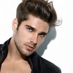 Vários modelos de penteados masculinos podem ser usados.  (Foto: divulgação)