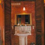 A instalação de tijolos no piso requer mão-de-obra especializada. (Foto:Divulgação)