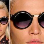 Óculos com estilo anos 80 estão na moda (Foto: Divulgação)