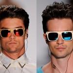 Óculos masculino das coleções verão 2013 (Foto: Divulgação)