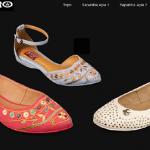 As personagens da novela usam exatamente esses sapatos (Foto: Divulgação)
