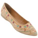 Os sapatos tem inspiração na moda da Turquia (Foto: Divulgação)