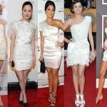 O vestido branco pode ser utilizado em diversas situações. (Foto: divulgação)