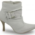 Ankle Boot sofisticada e charmosa. (Foto:Divulgação)