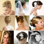 Outros modelos de penteados para noivas (Foto: Divulgação)