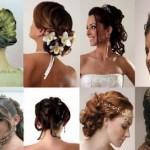 Penteados presos para noivas (Foto: Divulgação)