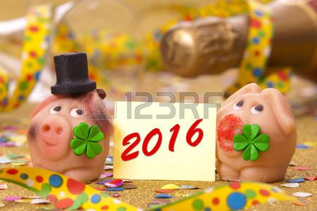 O porco simboliza progresso, dinheiro (Foto: Divulgação)