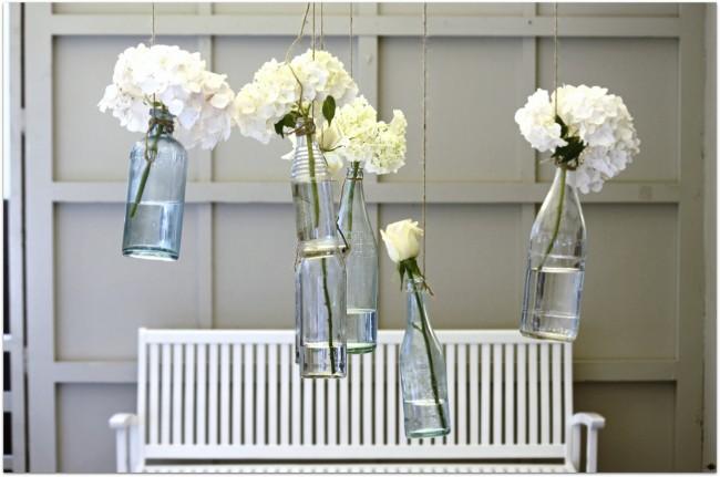 Acessórios suspensos dão requinte e sofisticação a decoração (Foto: Divulgação)