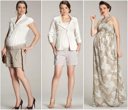 Roupas de Réveillon para mulheres grávidas (Foto: Divulgação)