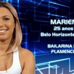 Marien, 25 anos, mora em Belo Horizonte (MG). É bailarina de flamenco. (Foto:Divulgação)