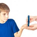 Crianças com diabetes tipo 1: cuidados