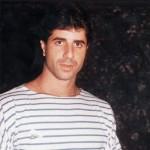 Marcelo Ibrahim - ator e modelo, além de namorado de Cláudia Magno, morreu em 1986 (Foto: Divulgação)