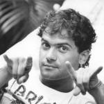 Cazuza - cantor, faleceu em 1990 (Foto: Divulgação)