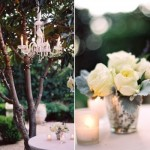 A decoração do casamento ao ar livre deve explorar a natureza. (Foto:Divulgação)